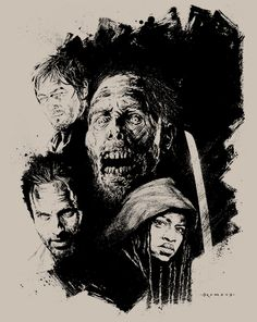 Walking Dead t-shirt from shirtpunch.com Available November 16 2013 only