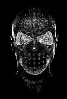 FANTASMAGORIK® COSMIK FACES by obery nicolas, via Behance