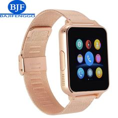 Bluetooth Smart Watch support SIM TF Card Smartwatch For Android phone whatsapp PK GT08 V8 steel Straps for Samsung/huawei phone //Price: $17.69//     #Gadget