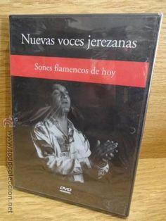 NUEVAS VOCES JEREZANAS. SONES FLAMENCOS DE HOY. DVD - PRECINTADO.