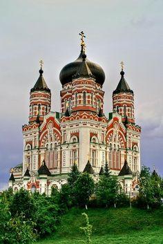 St. Panteleimon, Kiev, Ukraine. Read more travel stories on our blog and social media: Travel Rumors.