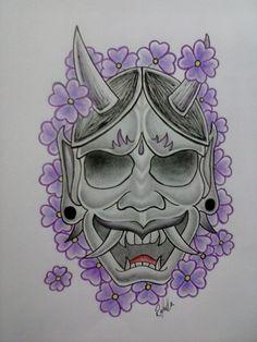 Hannya, Tattoo Idea