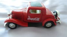 Road Signature 1932 Red Ford 3 Window Coup Coca Cola Collectible 1 43 Pristine | eBay Coca Cola, Cadillac Eldorado, Man Room, Bar Stool, Coke, Diecast, Watercolor Art, Wheels, Collections