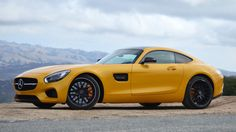 View detailed pictures that accompany our 2016 Mercedes-AMG GT: First Drive article with close-up photos of exterior and interior features. (39 photos)