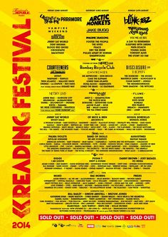 The Mallrats and Calls Landing to play Leeds & Reading festivals 2015 - MusicMafiauk Reading And Leeds Festival, Jake Bugg, Rock Sound, The Libertines, Vampire Weekend, Mumford, Bring Me The Horizon, Festival Posters, Pierce The Veil
