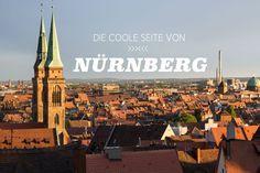 Die besten Cafés, Vintage-Läden, Second-Hand Shops und coole Tipps für eine Städtereise nach Nürnberg.