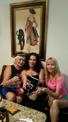 Realtor Valentina Aved www.villavalentina.realtor with Taliko and Oxana #realtorvalentina #12018384838