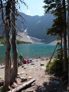 Crypt Lake, Waterton Lakes National Park, Canada