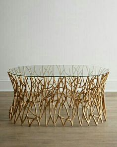 """Shop """"Golden Branches"""" Coffee Table at Horchow, where you'll find new lower shipping on hundreds of home furnishings and gifts."""