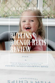 Butlins Review - Pinnable Image