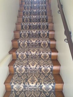 Nourison stair runner avaliable at Westchester House and Home