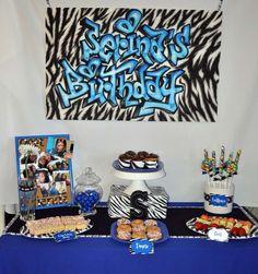 Serina's 12th Birthday   CatchMyParty.com