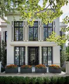 Excited to announce our new house in Chicago has been awarded a 2018 Stanford White Award from the Institute of Classical Architecture and… Facade Design, Exterior Design, Classic Architecture, Architecture Design, Ancient Architecture, Sustainable Architecture, Townhouse Exterior, Chicago House, Brooklyn House