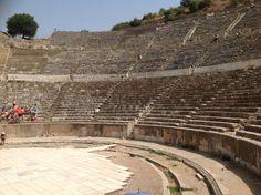 The Grand Theatre, Ephesus, Turkey.