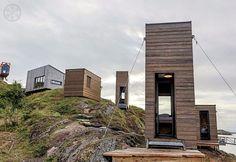 Fordypningsrommet Fleinvær - A Tiny House Commune
