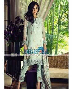 Maria B MBROIDERED Collection 2015 Pakistani Clothes