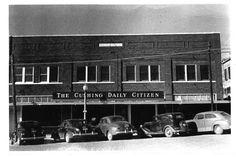The Cushing Daily Citizen, Cushing, Oklahoma