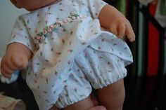clothes for those naked baby dolls