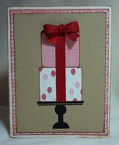Cricut Imagine: Birthday Card rwojocrafts    FREE $100 STARBUCKS GIFTCARD! CLICK HERE FOR SURVEY.