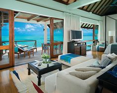 Four Seasons Maldives at Landaa Giraavaru, Water Villa