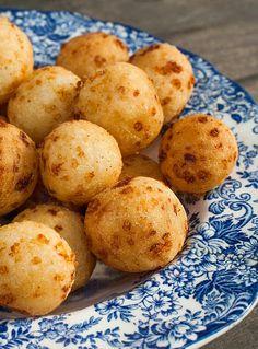Bolitas de Queso (Arepa Cheese Balls)