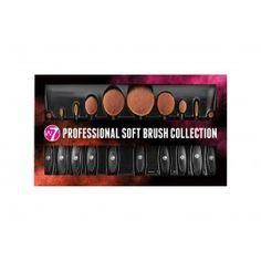Professional Soft Brush Collection de Brochas