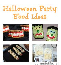 pinterest halloween party ideas | new Halloween Party food ideas and, naturally, turned to Pinterest ...