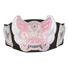 """<div class=""""descriptionbody""""><p><span itemprop=""""description"""">Take home the excitement of the WWE Divas Championship Title Belt, styled just like the ones worn by your favorite WWE Divas!<br />"""