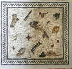 Helen Miles Un-swept Floor Mosaic