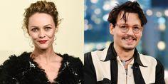 15 Pairs of Celeb Parents and Their Stylish Celeb Kids  - Vanessa Paradis and Johnny Depp TownandCountryMag.com