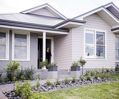 Paint is the ultimate design tool. It is low cost and high impact, and the perfect solution to transform the exterior of any home.