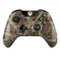Custom XBOX One controller Wireless Glossy WTP-484-Longleaf-Fatal-Flight Custom Painted- Without Mods