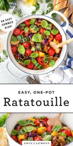 Fresh Tomato Recipes, Veggie Recipes, Vegetarian Recipes, Dinner Recipes, Cooking Recipes, Healthy Recipes, Vegetarian Dinners, Veggie Meals, Fun Recipes