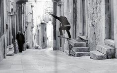alley grind