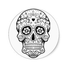 sugar skull - Google zoeken