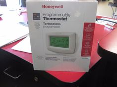 trane comfortlink ii xl1050. programmable thermostats 115949: new! honeywell \u2013 rth7600hd touchscreen 7-day thermostat - trane comfortlink ii xl1050