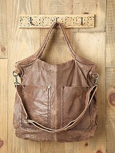 7 Chi Reflection Pocket Tote at Free People Clothing Boutique - StyleSays