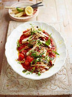 Chicken Arrabiata | Chicken Recipes | Jamie Oliver