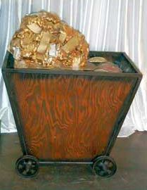 gold mine stage prop - Google Search