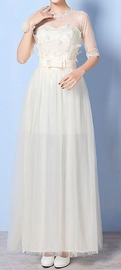218 best Bridesmaid wedding dress infinity gown party evening images ...