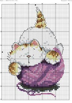 Cats - Kitten - Wool - Margaret Sherry