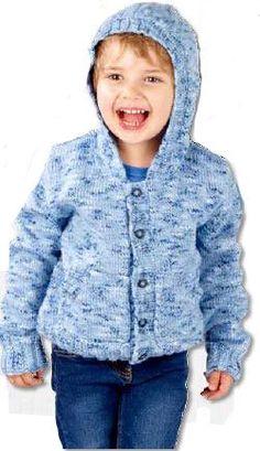 London Hooded Jacket - Project - Spotlight Australia