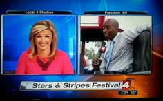 Stars and Stripes Festival on Local4