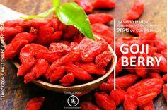 Goji berry tem ação antioxidante e anti-inflamatória. http://www.minhavida.com.br/alimentacao/materias/17154-goji-berry-tem-acao-antioxidante-e-anti-inflamatoria