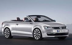 2015 VW Passat Convertible