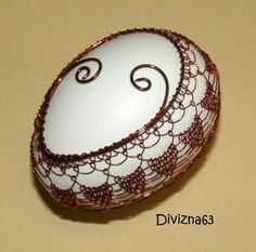 Gourds, Diy And Crafts, Eggs, Easter, Beading, Embellishments, Pumpkins, Egg, Gourd