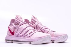 21737f6ced20 Nike KD 10 Aunt Pearl Release Date. The Nike KD 10 Aunt Pearl in shades of  Pink releasing during 2018 find the latest news and updates.