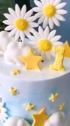 Cake Decorating Set, Cake Decorating Videos, Cake Decorating Techniques, Biscuit Decoration, Dessert Decoration, Cake Piping Techniques, Beautiful Cakes, Beautiful Kids, Beautiful Pictures