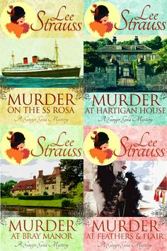 Move over Miss Fisher! For fans of Miss Fisher and Agatha Christie comes a fun and sassy cozy mystery set in the Jazz Age.