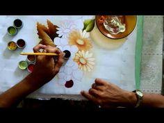 Pintando Margaridas jogo de banho - YouTube